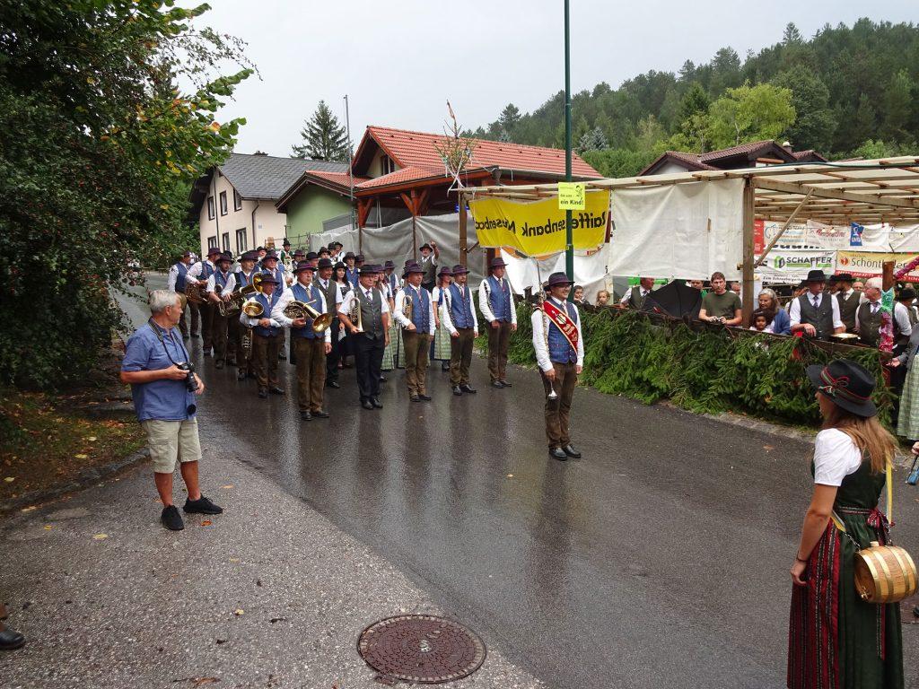 Musikfest Waidmannsfeld 2019