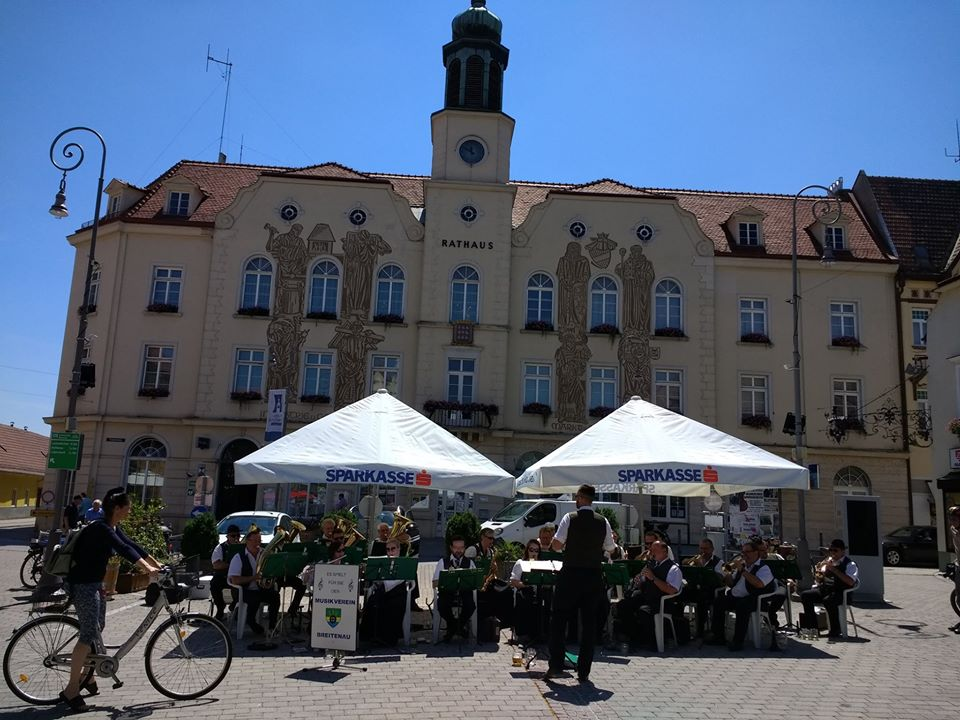 Hauptplatzkonzert in Neunkirchen 2019