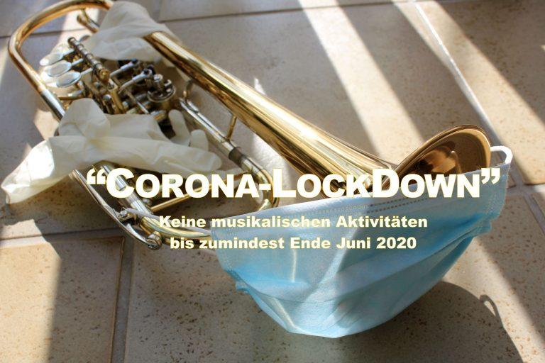 Corona LockDown bis Juni 2020