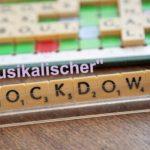 """""""Musikalischer"""" Lockdown von Okt 2020 bis ???"""